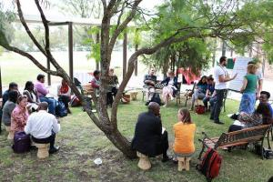 ILRI Ethiopia hosts AgKnowledge Innovation Process Share Fair