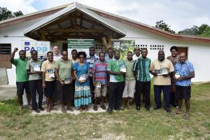 CTA supported KM Strategy development in the Pacific moves to national level