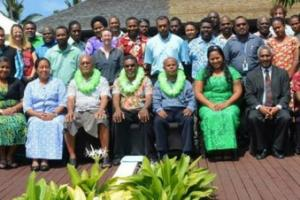 First KM regional workshop in the Pacific